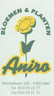 Bloemen Aniro