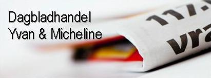Dagbladhandel Yvan & Micheline