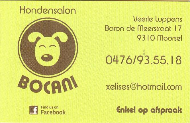 Hondensalon Bocani
