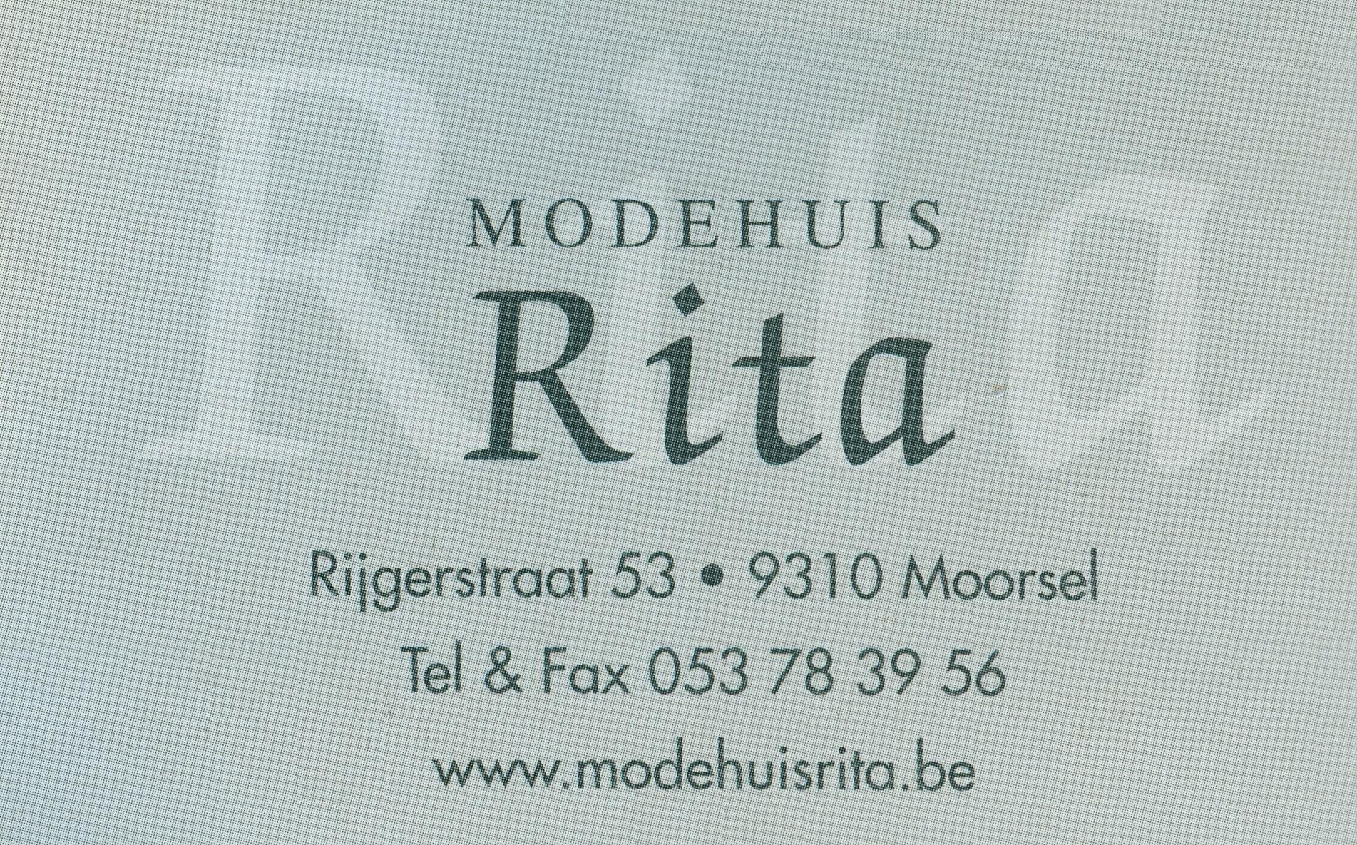 Modehuis Rita
