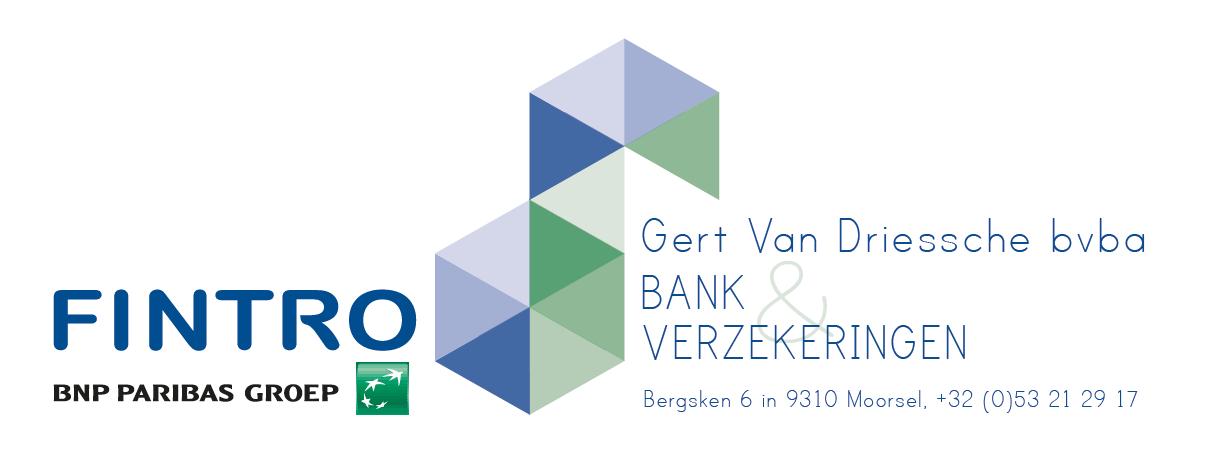 Logo Gert Van Driessche BVBA
